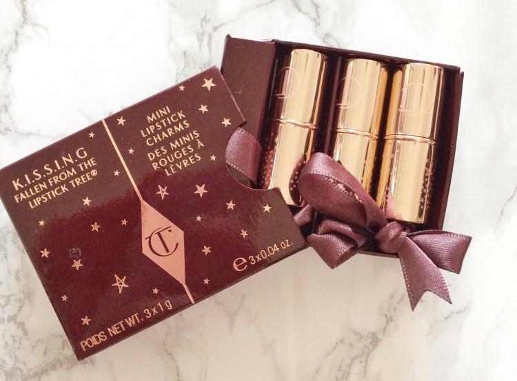 charlotte tilbury lipstick charms