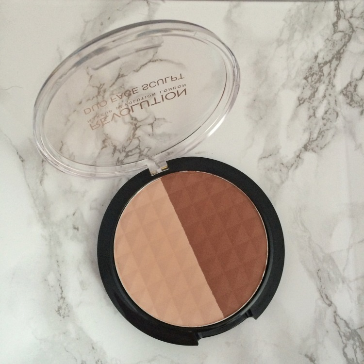 Makeup Revolution ultra professional duo face sculpt