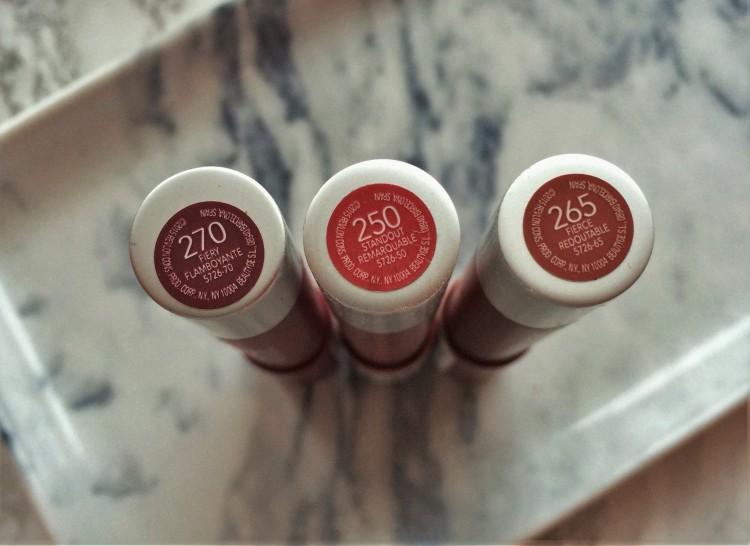 revlon colour burst lip balm matte colours
