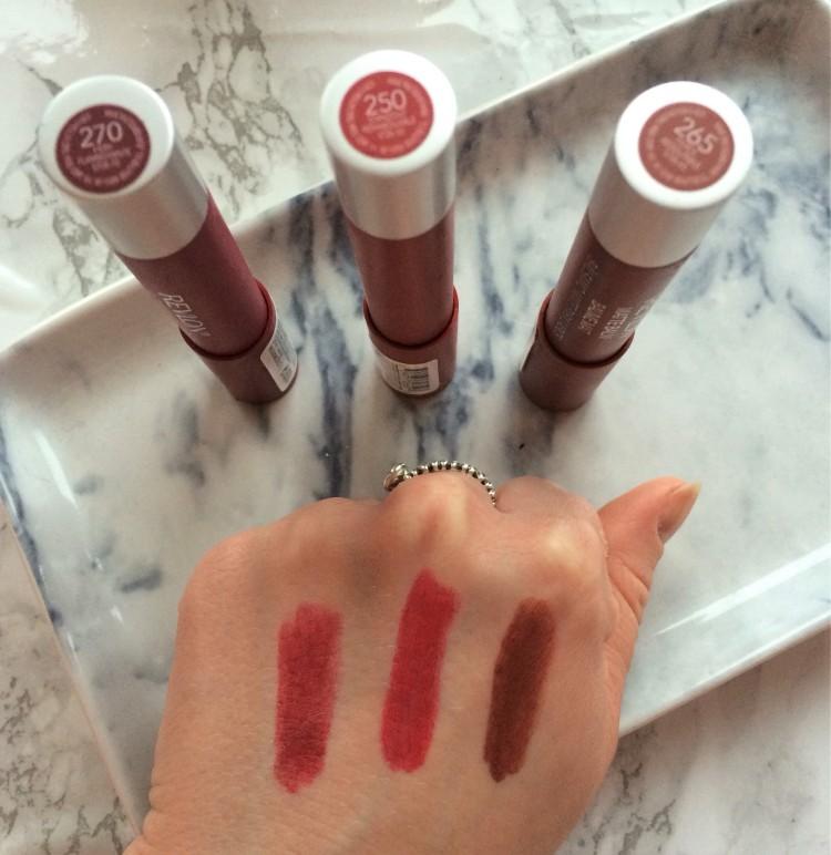 revlon colour burst lip balm matte swatch