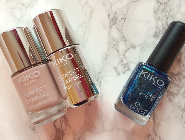 kiko perfect star duo and nail lacquer