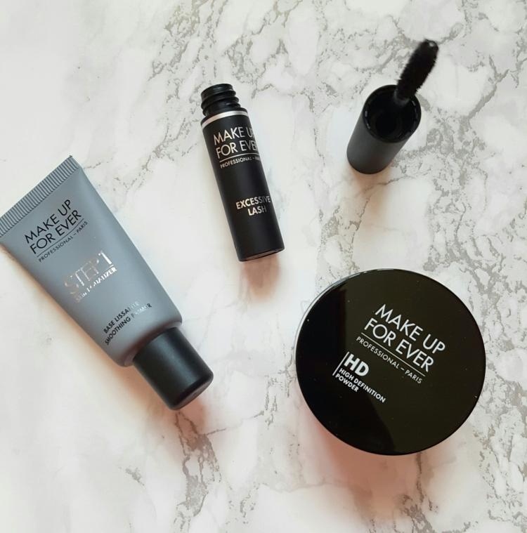 makeup forever samples
