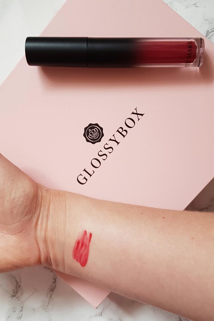 glossybox emite lip and cheek tint