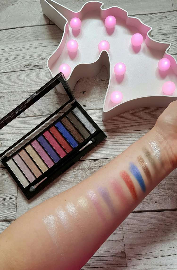 makeup revolution unicorns are real palette swatches.jpeg