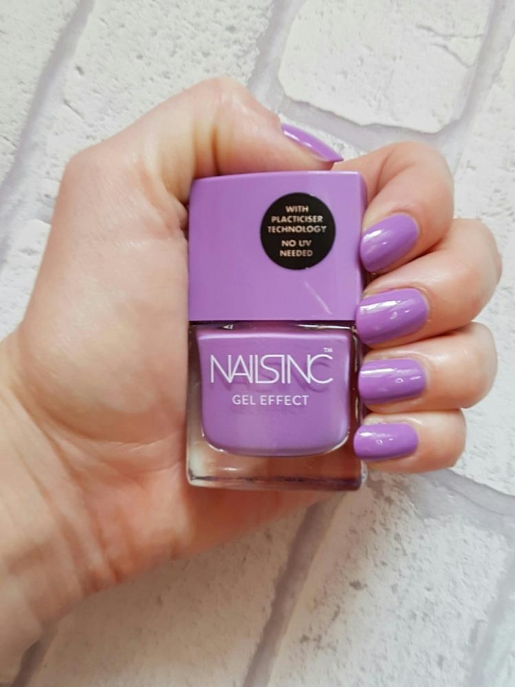 nails inc gel effect lexington gardens swatch