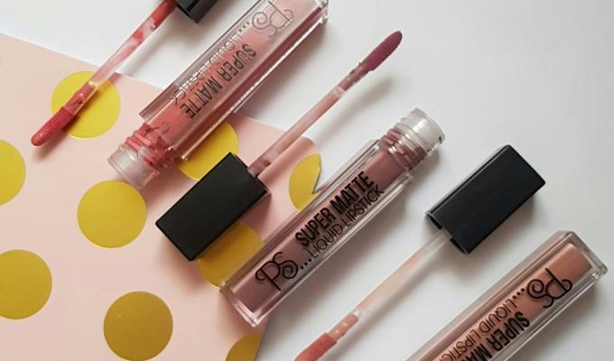 Primark Super Matte Liquid Lipsticks Swatches And Review Sophie In Wonderland Xo