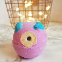 LUSH Monsters Ball Bath Bomb | Review