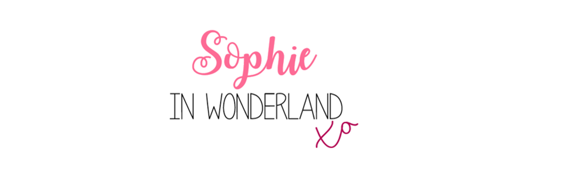 Sophie in Wonderland xo