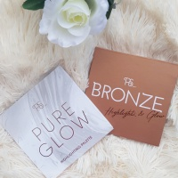 The best affordable highlighters | PS Primark Highlighting Palettes