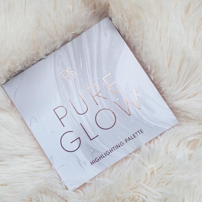 Primark Pure Glow Highlighting Palette