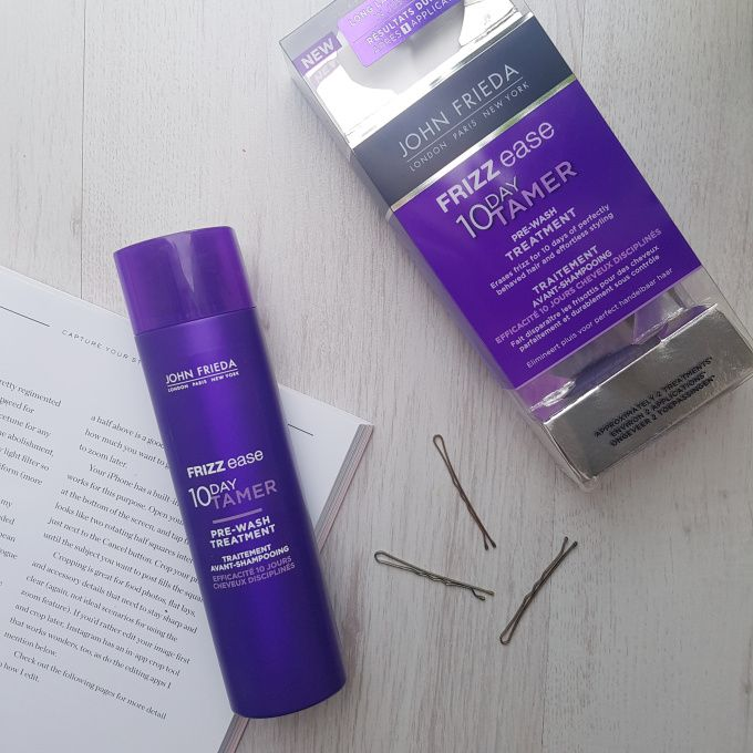 John Frieda Frizz Ease 10 Day Tamer Cream (2)