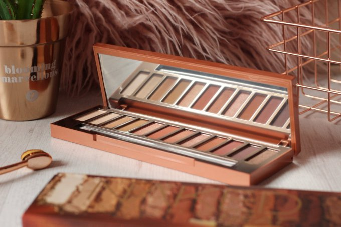 Urban Decay Naked Heat Review