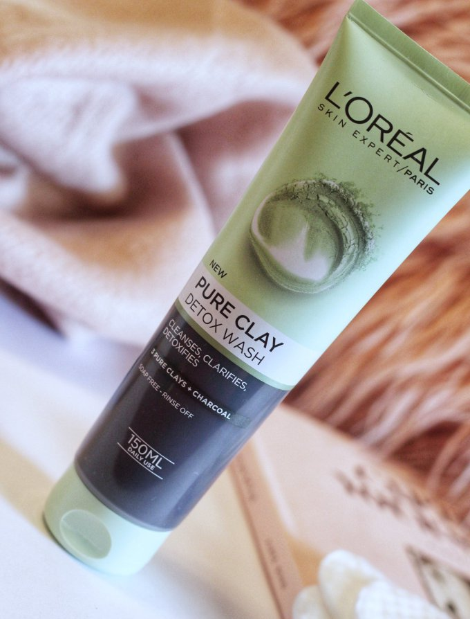 Loreal Pure Clay Cleanser