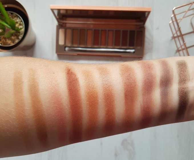 Naked Heat Eyeshadow Palette by Urban Decay #10