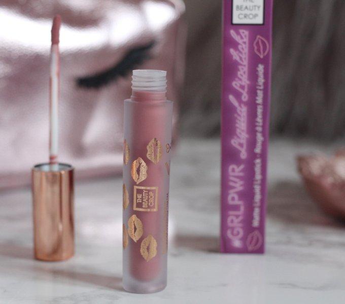 Beauty Crop Girl Power Liquid Lipstick