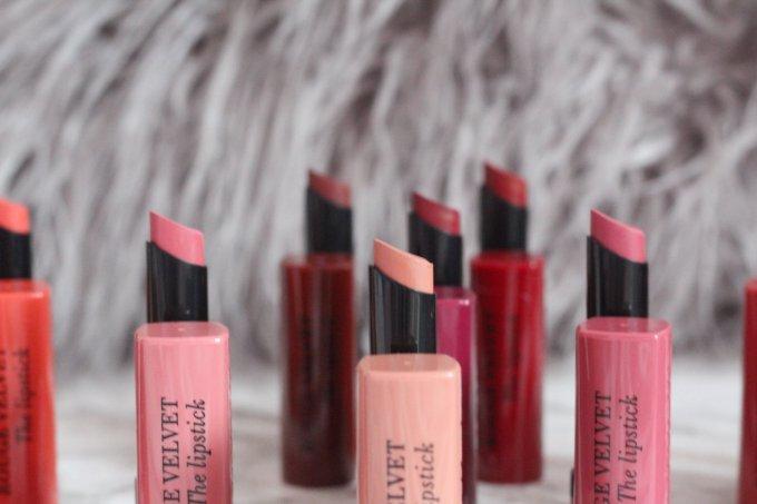 Bourjois Rouge Velvet Lipstick Bullet