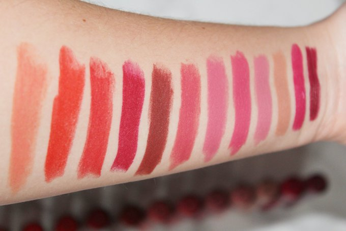 Bourjois Rouge Velvet The Lipstick Swatches.jpeg