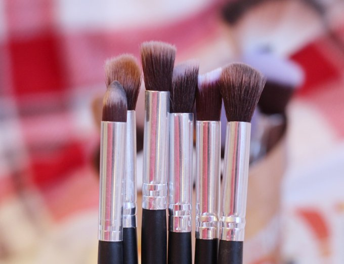 Cabella Eye Shadow Brushes