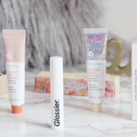 A Mini Glossier Haul | First Impressions